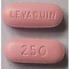 Generic Levaquin (Levofloxacin) 250 mg