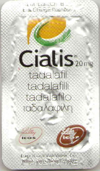 Cialis Brand 20mg Lilly