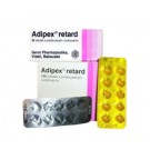 Phentermine Adipex Retard Original 15mg