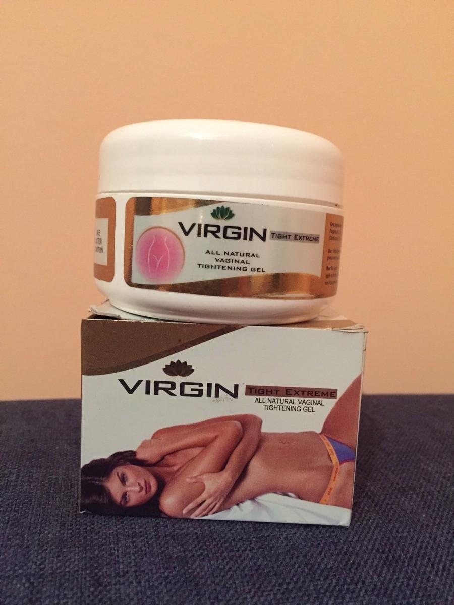 V-FIRM (crema de rejuvenecimiento vaginal)