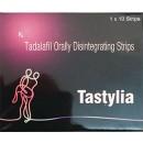 Tastylia Tadalafil 20 mg Orally Disintegrating Strips
