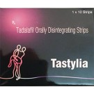 Tastylia Tadalafil 20 mg Orally Disintegrating Strips