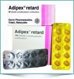 phentermine adipex retard